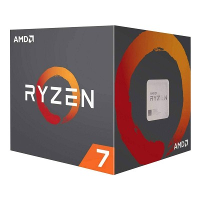 Processor AMD Ryzen 7 3800X 8-Core 3.9GHz c/Turbo 4.5GHz AM4