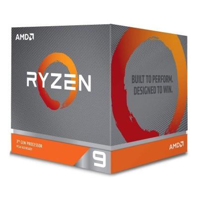 Processor AMD Ryzen 9 3900X 12-Core 3.8GHz c/Turbo 4.6GHz AM4