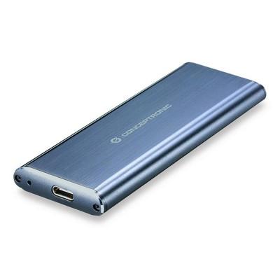 HDD/SSD Enclosure Conceptronic M.2 SSD Enclosure USB 3.1 Type-C