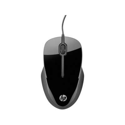 Mouse HP X1500 Black (H4K66AA)