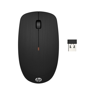 Mouse HP X200 Black (6VY95AA)