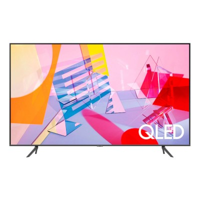"TV Samsung 55"" QLED 4K UHD Smart TV Black (QE55Q60TAUXXC)"
