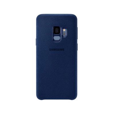 Capa Original Alcantara Samsung S9 EF-XG960ALE Azul
