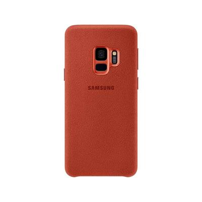 Original Alcantara Case Samsung S9 EF-XG960ARE Red