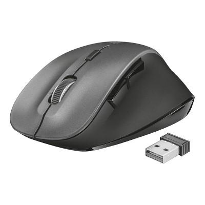Wireless Mouse Trust Ravan Black (22878)