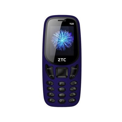 ZTC B250 Dual SIM Blue
