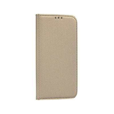 Flip Premium Cover Samsung Galaxy A21s 2020 A217 Gold