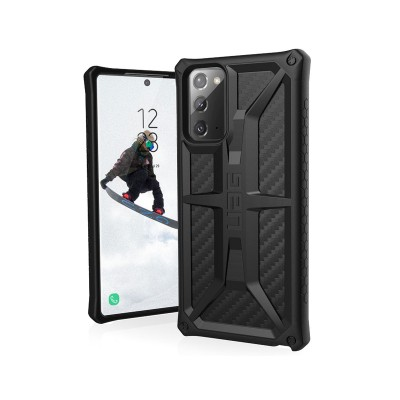 Protective Monarch Carbon Fiber Cover UAG Samsung Galaxy Note 20 N980