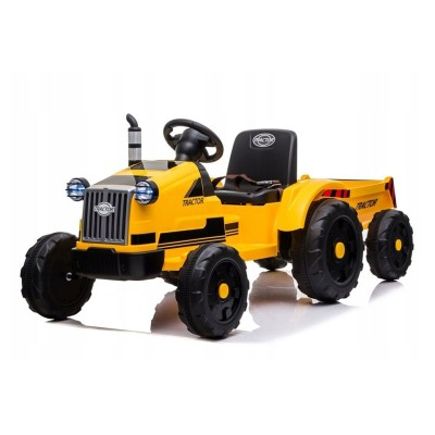 Electric Tractor YSA-730 12V Yellow