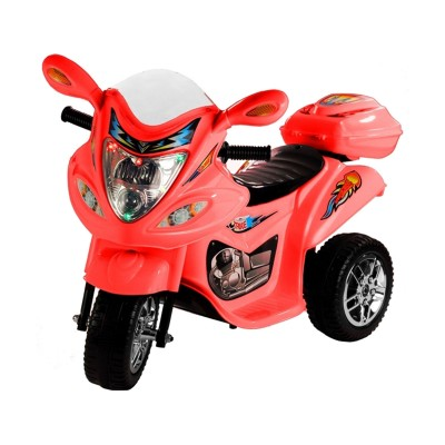 Electric Motorcycle BJX-88 6V Red