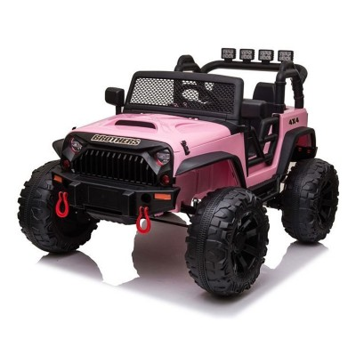 Electric car Jeep JC666 24V Pink