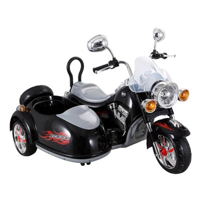 Electric Motorcycle Motorbike SX-138 12V Black