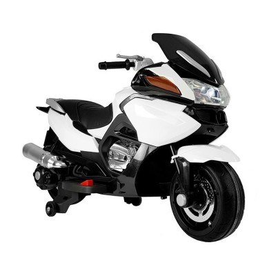 Electric Motorcycle HZB118 12V White