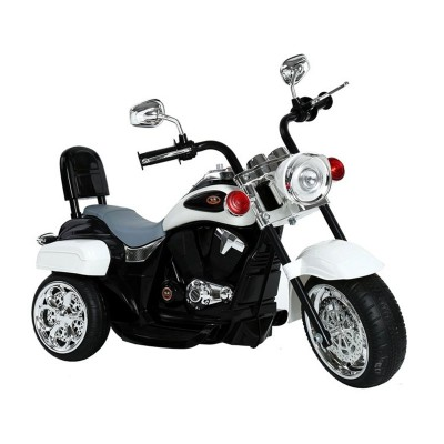 Electric Motorcycle TR-1501 6V White