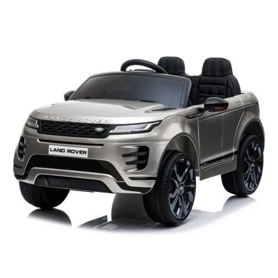 Carro Elétrico Range Rover Evoque 12V Cinza