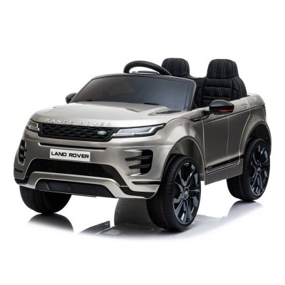 Electric car Range Rover Evoque 12V Gray