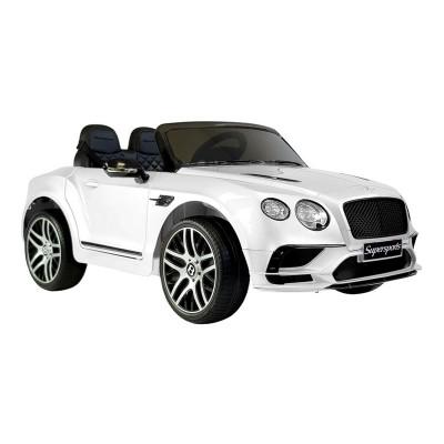Carro Elétrico Bentley Supersports JE1155 12V Branco