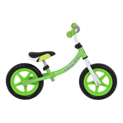 Bicicleta Equilíbrio Baby Twist WB08 Verde