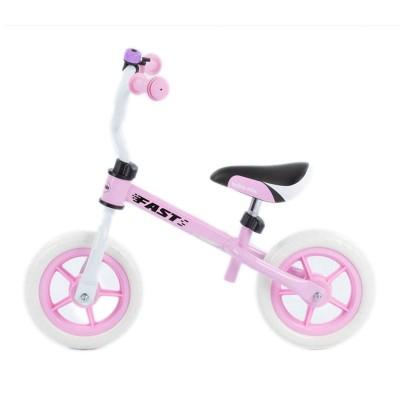 Bicicleta de Equilibrio Baby Mix Fast WB10 Rosa