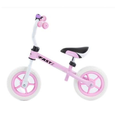 Bicicleta Equilíbrio Baby Mix Fast WB10 Rosa