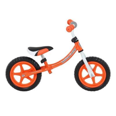 Bicicleta Equilíbrio Baby Twist WB08 Laranja