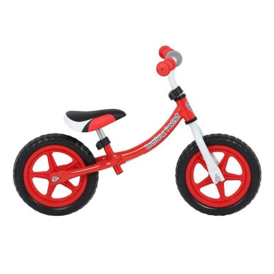 Bicicleta Equilíbrio Baby Twist WB08 Vermelha