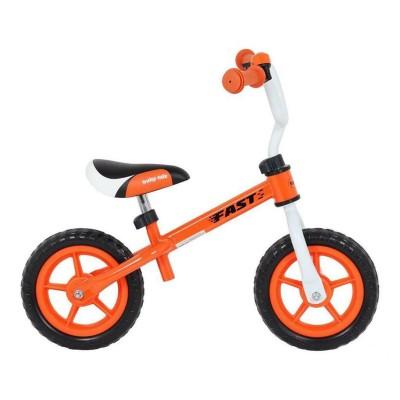 Bicicleta Equilíbrio Baby Mix Fast WB10 Laranja
