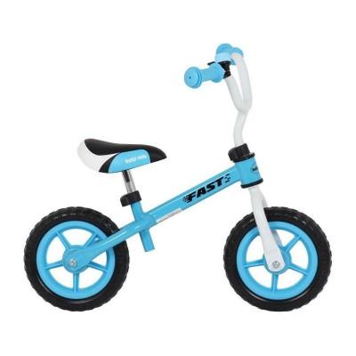 Bicicleta Equilíbrio Baby Mix Fast WB10 Azul