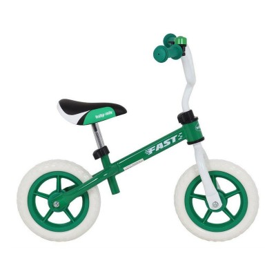 Bicicleta Equilíbrio Baby Mix Fast WB10 Verde