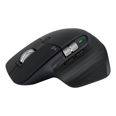 Laser Mouse Logitech MX Master 3 Wireless 4000 DPI Black