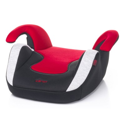Booster Seat Dino 15-36Kg Red