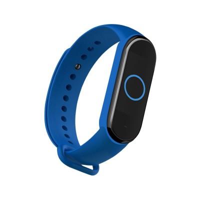 Silicone Bracelet Xiaomi Mi Band 5/6 Blue