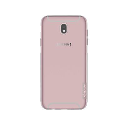 Capa Silicone Nillkin Samsung J5 2017 J530 Transparente Escuro