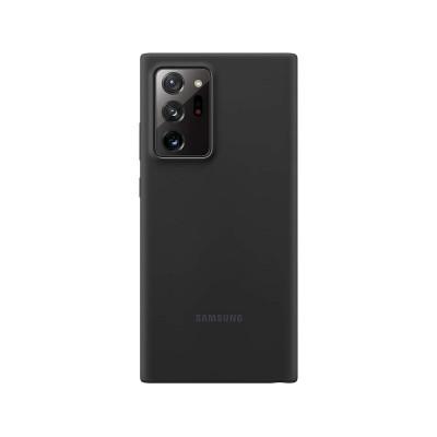 Silicone Cover Original Samsung Galaxy Note 20 Ultra 5G Black (EF-PN985TBE)