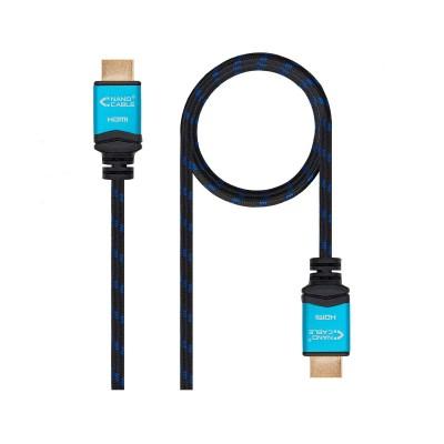 Cable HDMI V2.0 Nanocable 3D 10m