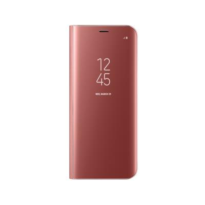 Original Clear View Case Samsung S8 Pink (EF-ZG950CLE)