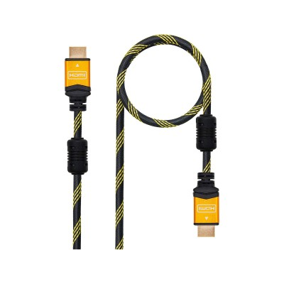 Cable HDMI V1.4 Nanocable Double Ferrite 1.8m (10.15.1602)