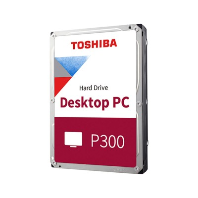 "Disco Rígido Toshiba P300 1TB 3.5"" 7200RPM 64MB (HDWD110UZSVA)"