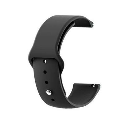 Silicone Bracelet Xiaomi Amazfit Stratos 3 Black