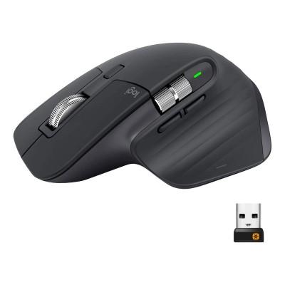 Wireless Mouse Logitech MX Master 3 Black (910-005694)