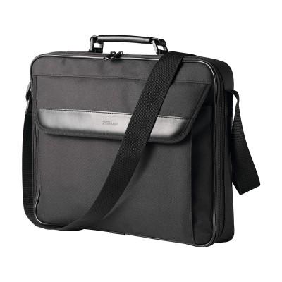 "Laptop Bag Trust Atlanta 16"" Black (21080-02)"