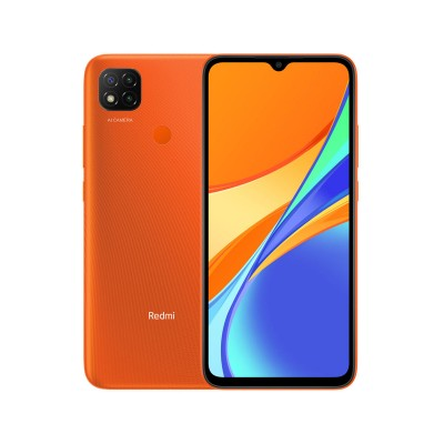 Xiaomi Redmi 9C 64GB/3GB Dual SIM Orange