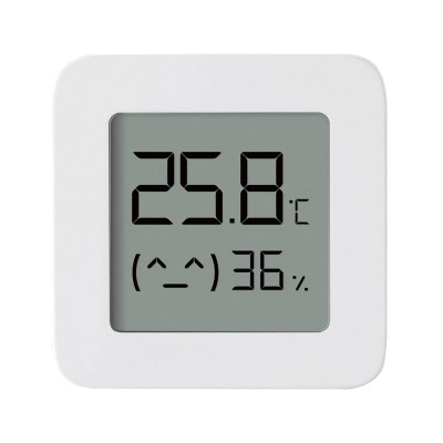 Temperature and Humidity Sensor Xiaomi Monitor 2 White (NUN4126GL)