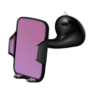 Mobile Phone Holder Universal Adjustable w/Suction Cup Pink