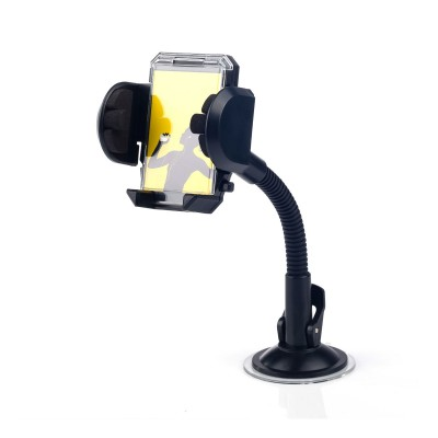 Mobile Phone Holder w/Suction Cup Black (JHD-01HD02)
