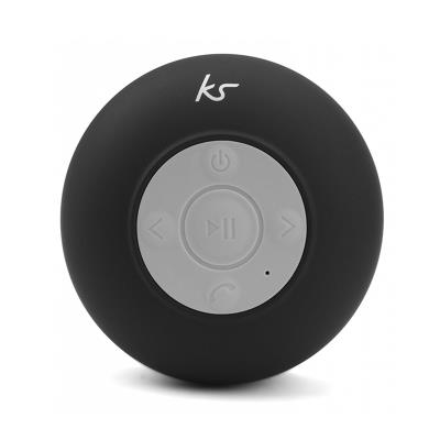 Bluetooth Speaker Rinse Kitsound Black