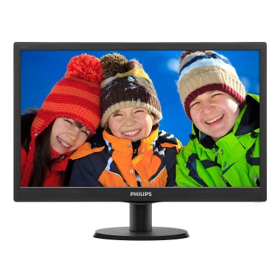 "Monitor Philips 18"" HD LCD (193V5LSB2)"