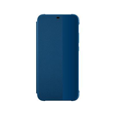 Funda S-View Original Huawei P20 Lite Azul