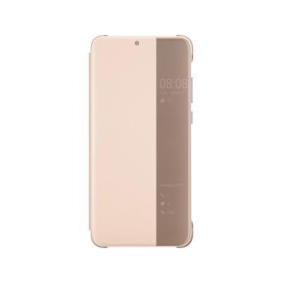 Original S-View Case Huawei P20 Lite Pink
