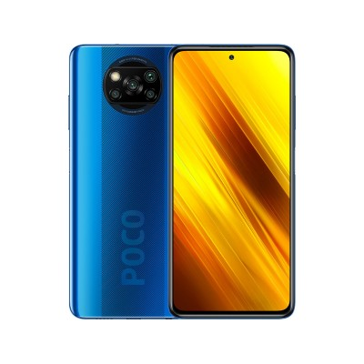 Xiaomi Poco X3 NFC 128GB/6GB Dual SIM Blue